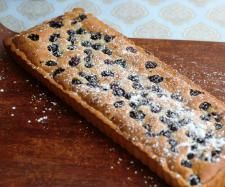 Recipe Blueberry and almond tart by Thermomix in Australia - Recipe of category Baking - sweet