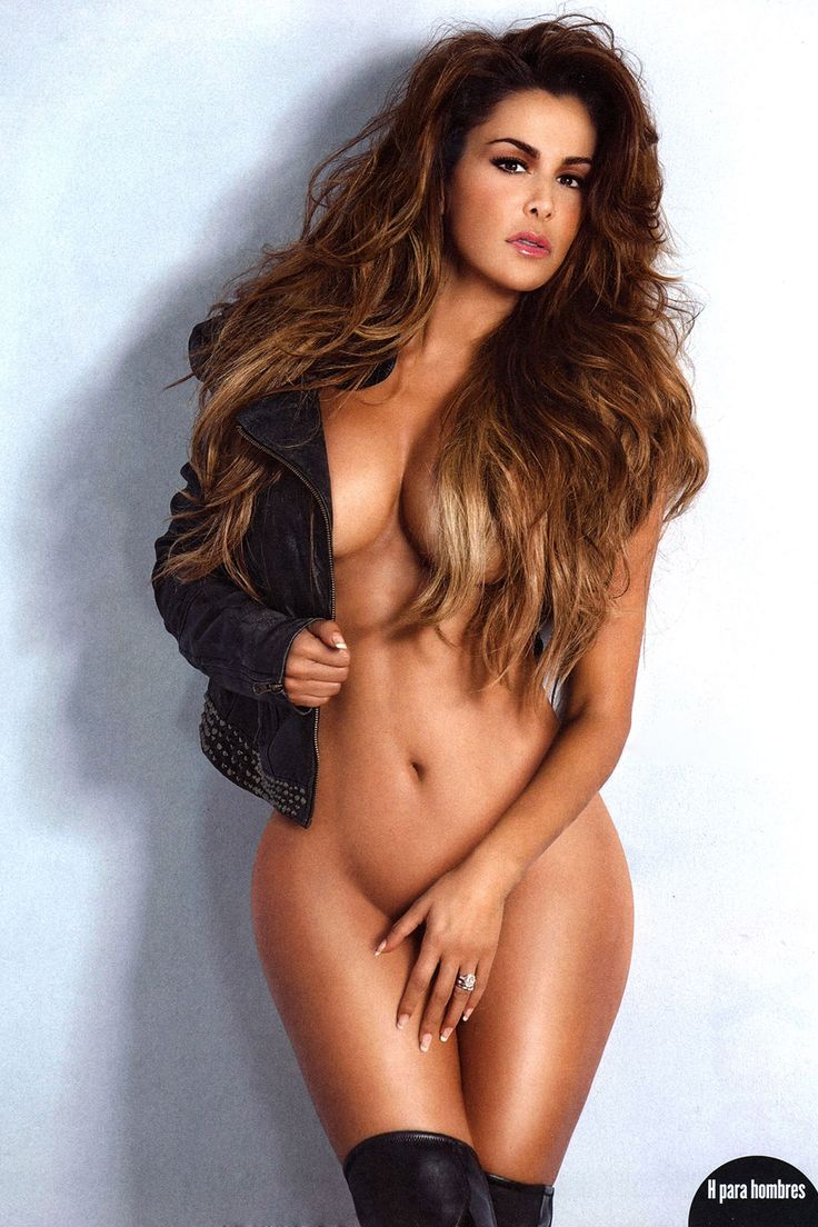 Hot famous mexican women nude