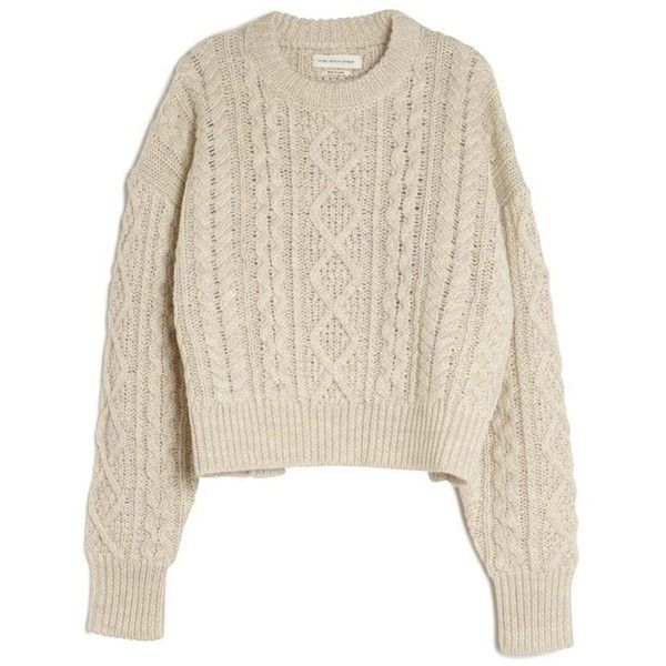 Isabel Marant Étoile Newlyn Pullover (6947995 BYR) ❤ liked on Polyvore featuring tops, sweaters, shirts, sweatshirts, nude, sweater pullover, pullover shirt, pullover tops, nude shirt and pink shirt