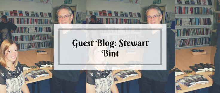 Guest Blog from international author Stewart Bint on how his collaboration with a local primary school helped him to overcome his own bit of writer's block.