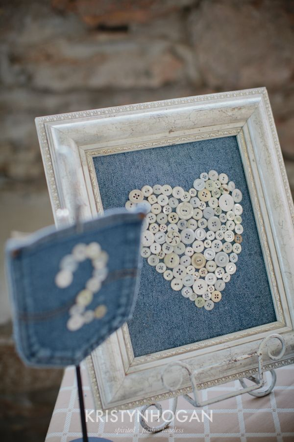 Rustic Denim Wedding Inspiration from Cedarwood Weddings | Historic Cedarwood | All Inclusive Designer Weddings