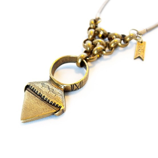 Rena Ring Necklace