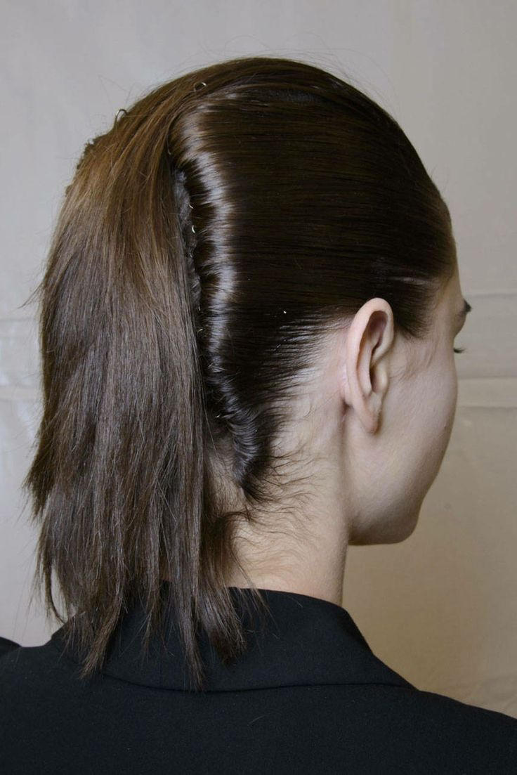 The Spring 2014 Hair Trend Report: Ornate Ponytails