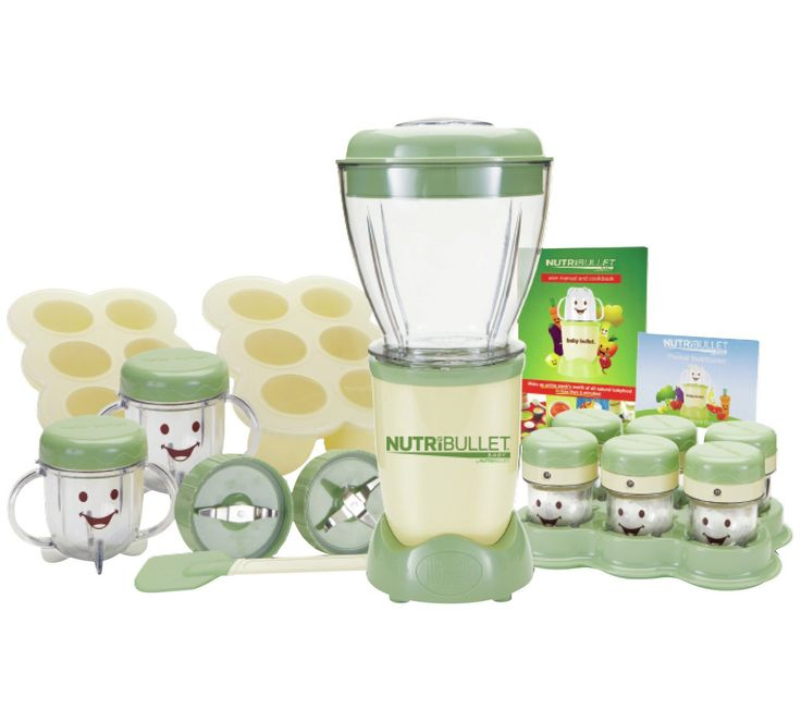Buy NutriBullet Baby Food Processor at Argos.co.uk, visit Argos.co.uk to shop online for Baby food preparation, Baby feeding and accessories, Feeding, Baby and nursery