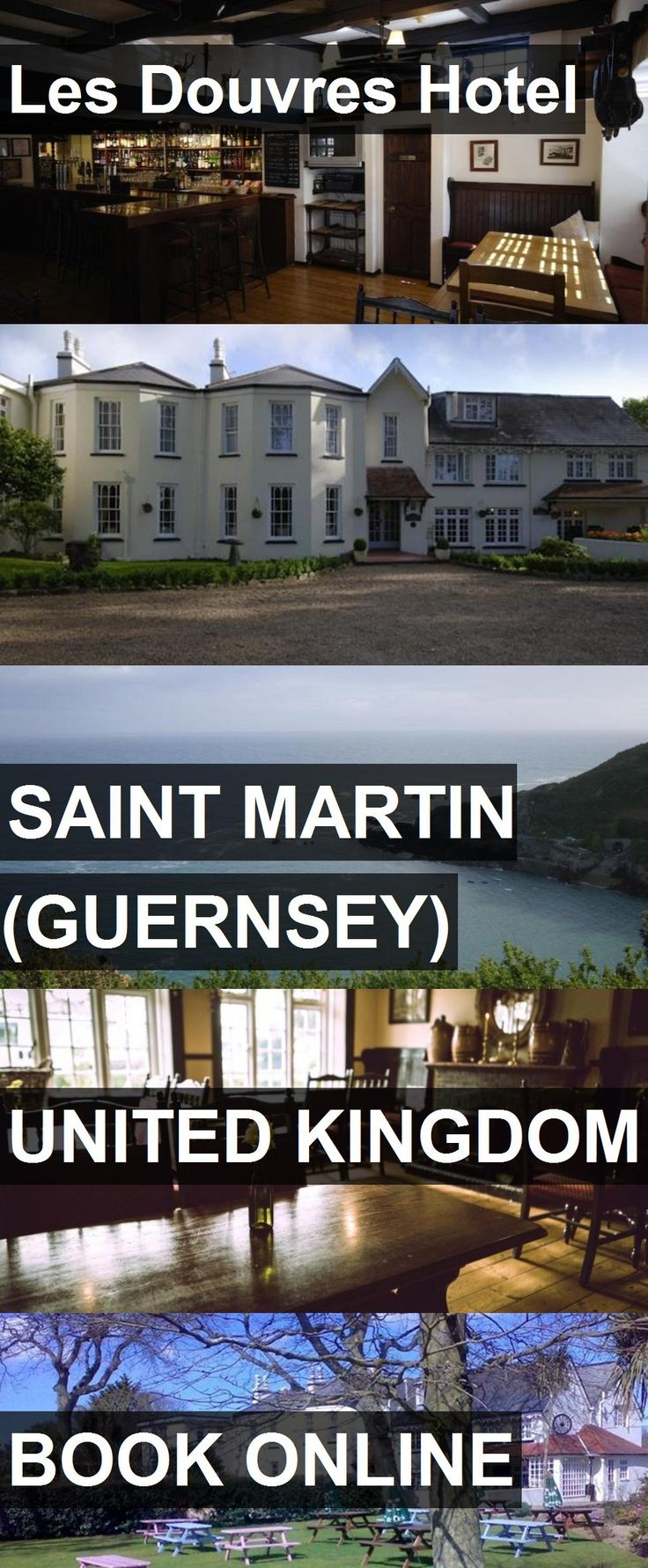 Hotel Les Douvres Hotel in Saint Martin (Guernsey), United Kingdom. For more information, photos, reviews and best prices please follow the link. #UnitedKingdom #SaintMartin(Guernsey) #LesDouvresHotel #hotel #travel #vacation