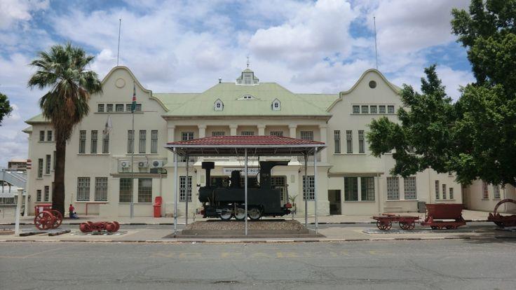 Bahnhof Windhoek