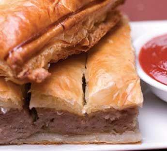 Sausage jalousie