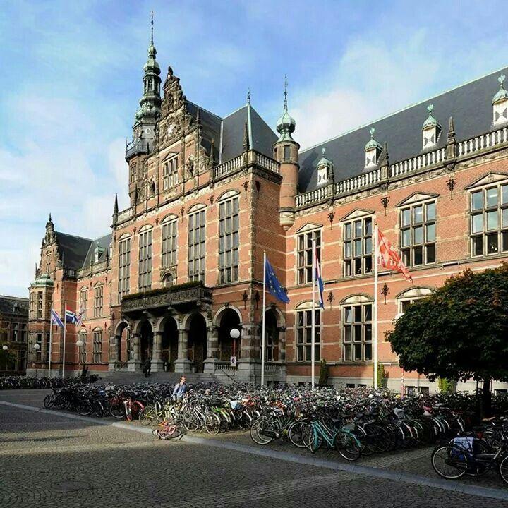 University of Groningen city, the Netherlands