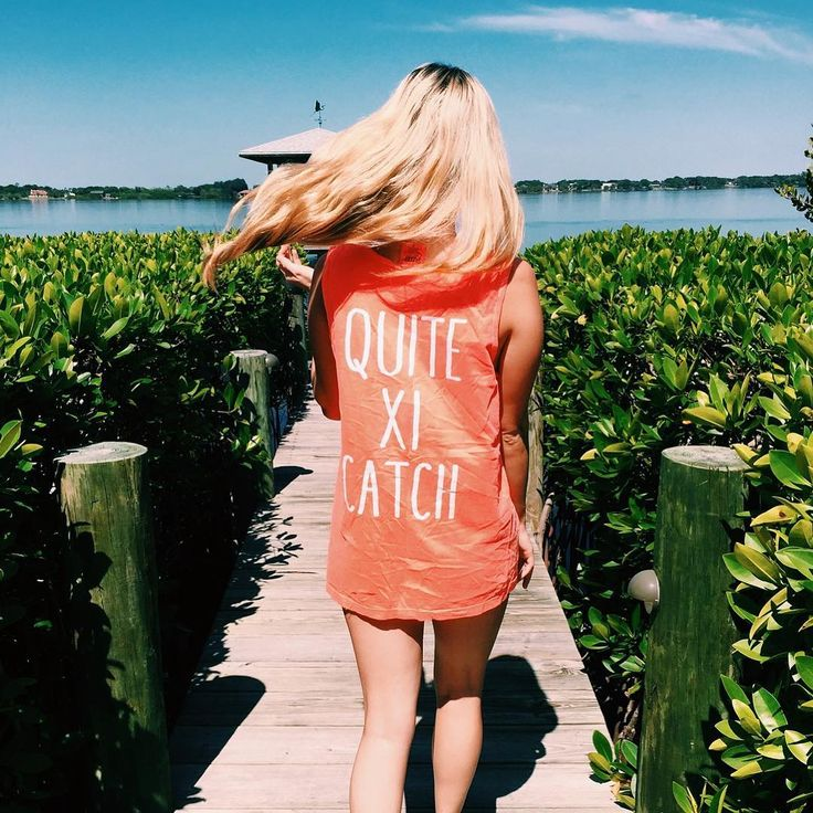 Quite Xi Catch | Alpha Xi Delta | Summer Time | Recruitment Shirts | Bid Day Ideas | Sorority Tank