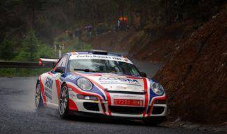 Primera jornada del Rally Islas Canarias ERC 2013