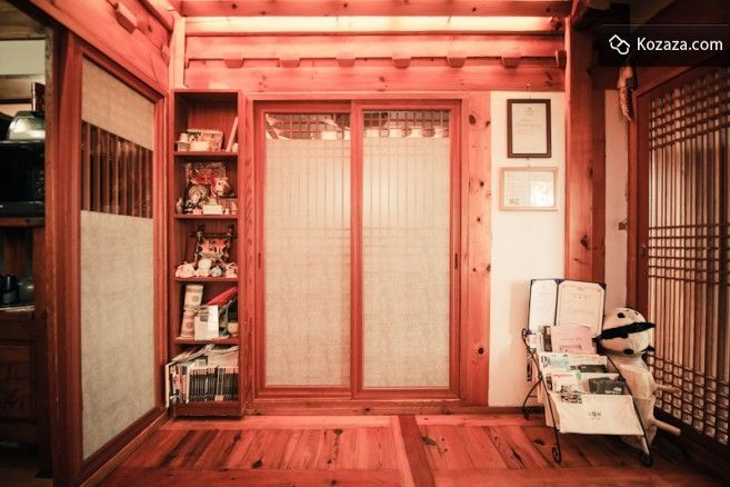 Bukchonmaru Hanokstay Room1 (Middle Room)