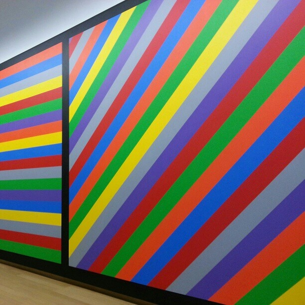 Fabuleux 27 best Sol LeWitt images on Pinterest | Wall mural, Wall drawing  HP86