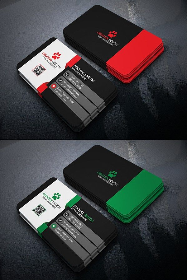 164 best Business Card images on Pinterest | Free, Psd templates ...
