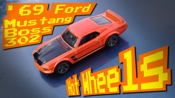 """Here's a 1969 Ford Mustang Boss 302 from the Hot Wheels 2015 Workshop - Speed Team series in a stop motion animation. It's going to be a new video series separate from my midweek chiptune uploads.  The song used in the video is """"MotionRide - Digital Sea"""". You can listen to it here: https://youtu.be/V9cR9rIj_I8 or get it for offline listening here: http://motionride.bandcamp.com/track/digital-sea :)  Music and photos by MotionRide."""