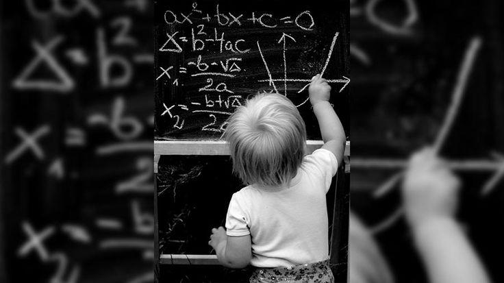 Una nueva teoría refuta el concepto de las habilidades matemáticas innatas - INVDES