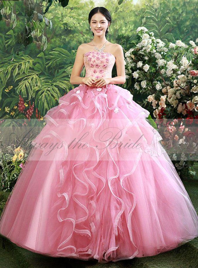 8 best Luxurious Ball Gowns images on Pinterest | Ball dresses, Ball ...