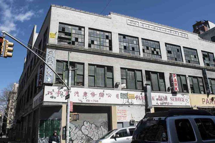 Magazzino abbandonato in NYC