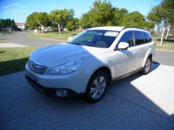 2012 Subaru Outback 2.5i 4GEN Auto AWD MY12-$22,990*