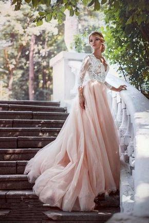 e8e7024ce5 E20 A Line Wedding Dresses