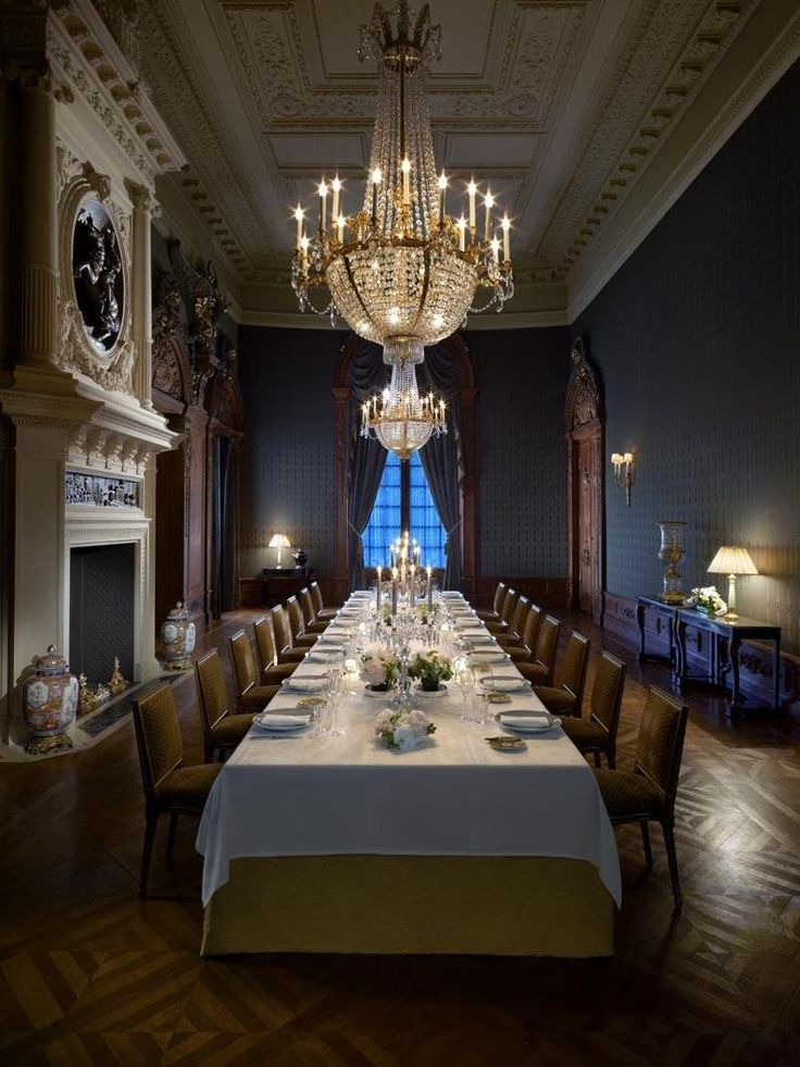 106 best Dining Room images on Pinterest | Luxury dining room ...