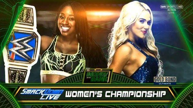 Resultados WWE Money in the Bank 2017 - ¡Dos luchas de escaleras!