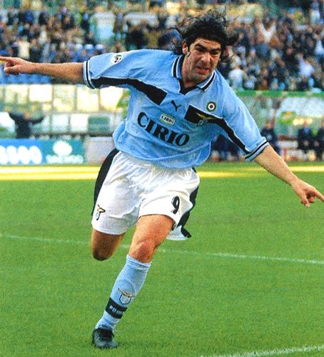Marcelo Salas, Lazio (1998-2001)