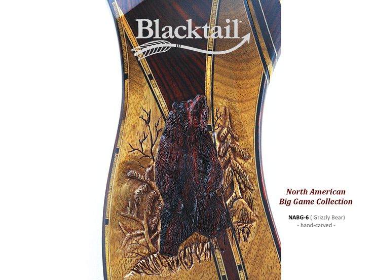 Pin by Blacktail Bows on Blacktail Bows - North American ...
