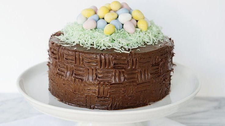 Offer to bring the dessert when you head to Grandma's house for Easter. Your family will be amazed at your creation!