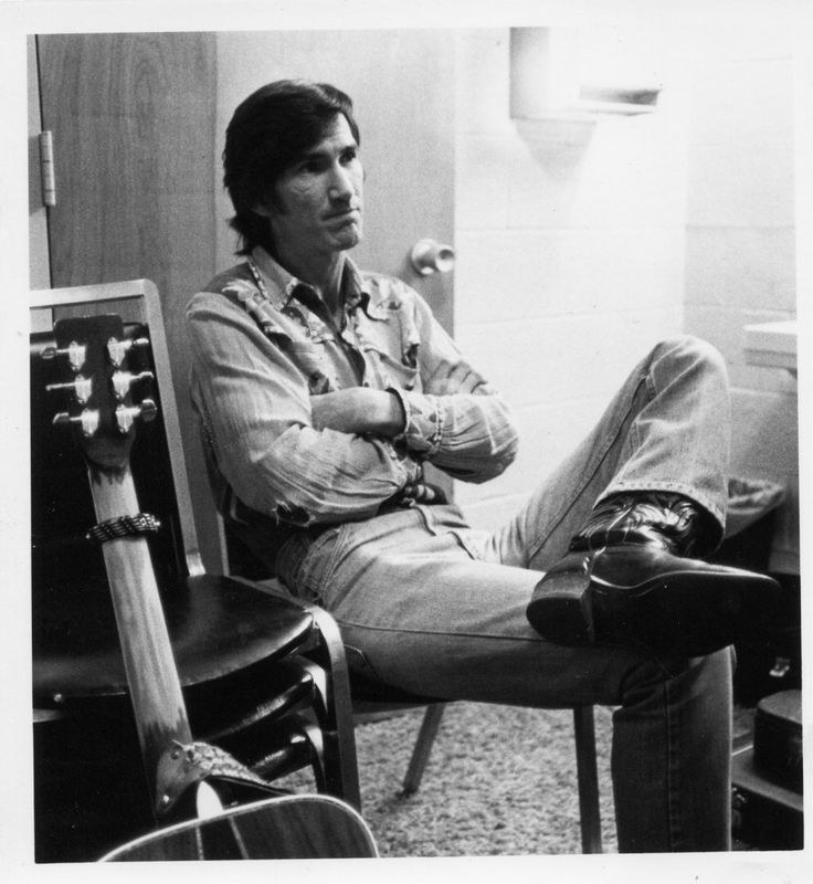 """""""Townes Van Zandt is the best songwriter in the whole world and I'll stand on Bob Dylan's coffee table in my cowboy boots and say that."""" - Steve Earle"""