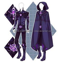 Silas' armor