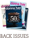 Donna Hay - great easy minimal ingredient recipes!
