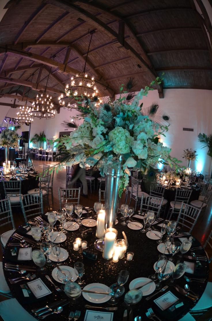 Magnoliaed Magnolia Event Design Art Deco Inspired Wedding At Montecito Country Club