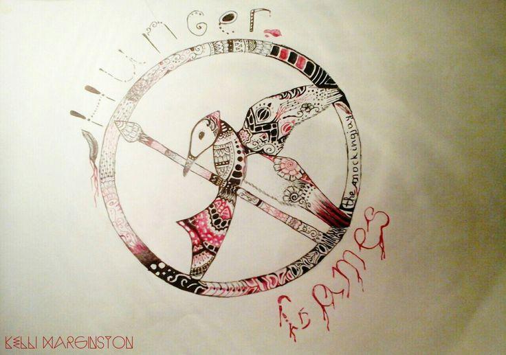 Hunger games||The mockingjay