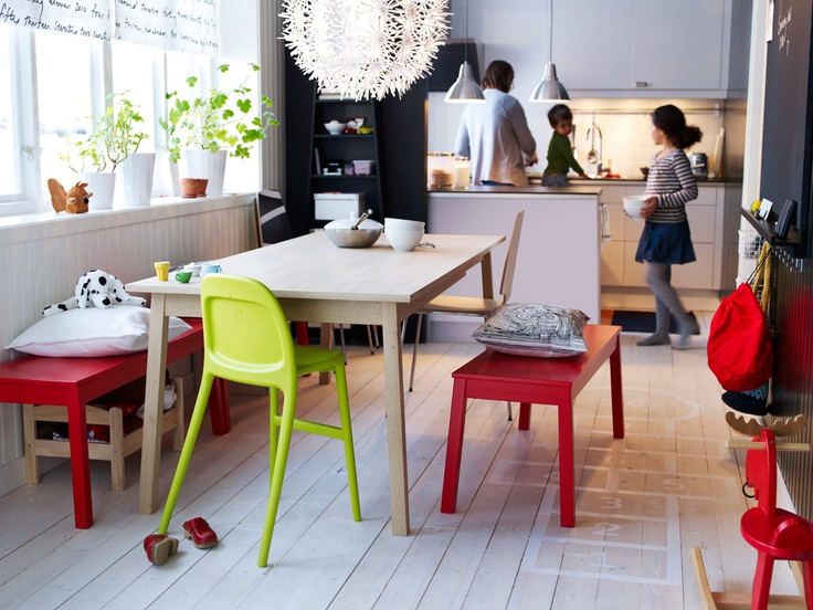 107 best Dining Ideas images on Pinterest Ikea ideas Tables and