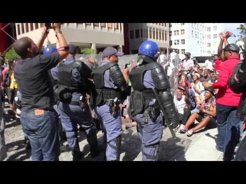 Five Things White People Must Stop Saying About #FeesMustFall | On The Line