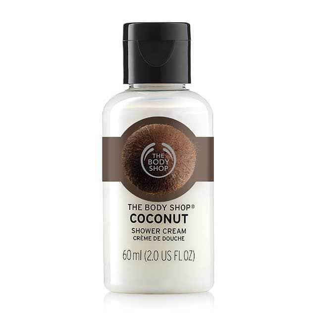 Coconut Shower Cream In 2020 Body Shop At Home The Body Shop