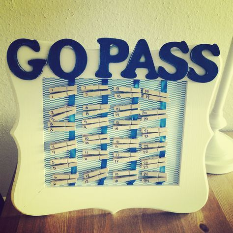 """""""Go passes."""" Each student has two trips to the bathroom or water per day. Once both of their clips are gone they need to """"buy"""" a pass with the money from their classroom jobs. For every clip that is left at the end if the day they can put a ticket into the treasure box raffle! Easy way to monitor how often they go and keep them in check."""