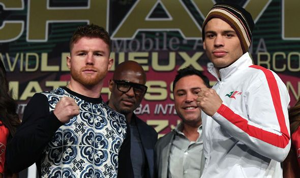 The real reason Julio Cesar Chavez Jr could pay Canelo Alvarez millions BEFORE the fight