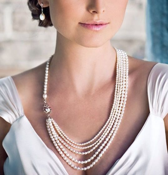 Tips for Wearing Pearls Oh So Stylishly
