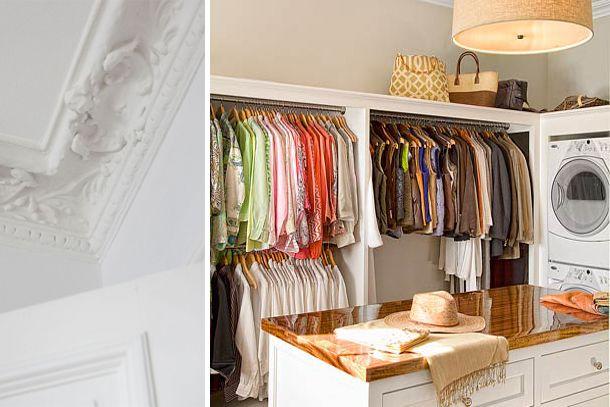 Klädkammare och tvättstuga i ett!