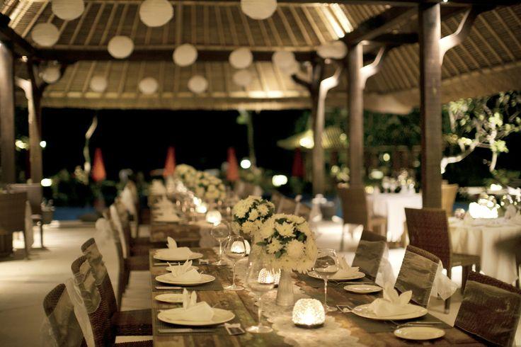 Dinner at Olah-Olah Restaurant