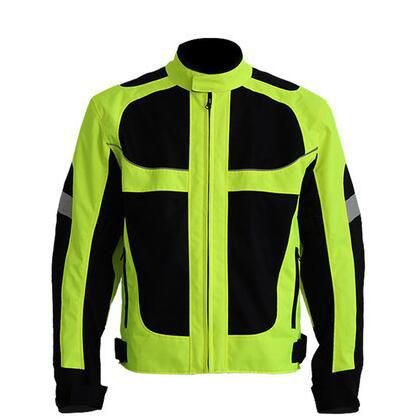 New breathable Men's Summer Motorcycle Jacket waterproof Reflective
