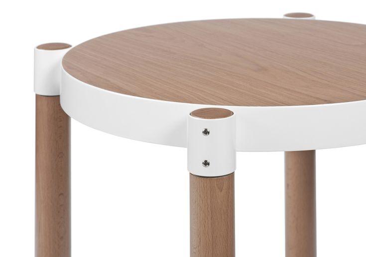 BIXBIT Om table veneer top, design by Kuba Blimel.