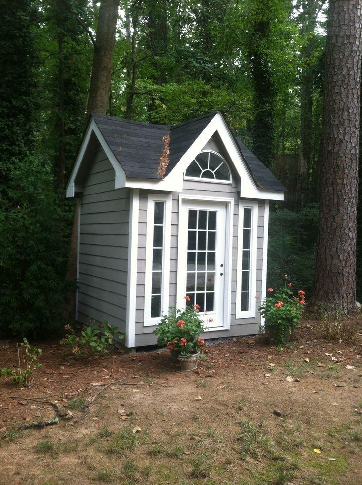8x8 Bedroom Design: 8x8 Garden She Shed 4105.00
