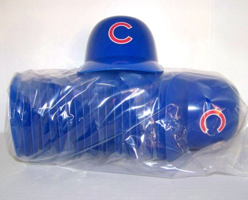 CHICAGO-CUBS-Lot-of-20-Ice-Cream-Sundae-Bowl-Mini-Batting-Helmet Popcorn bowls?