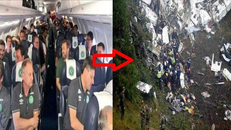 Sepakbola Dunia Berduka Atas Tragedi Jatuh Pesawat Di Kolombia