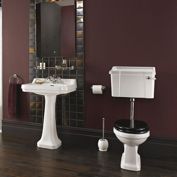 Savoy Low Level Wc Exc Seat | bathstore