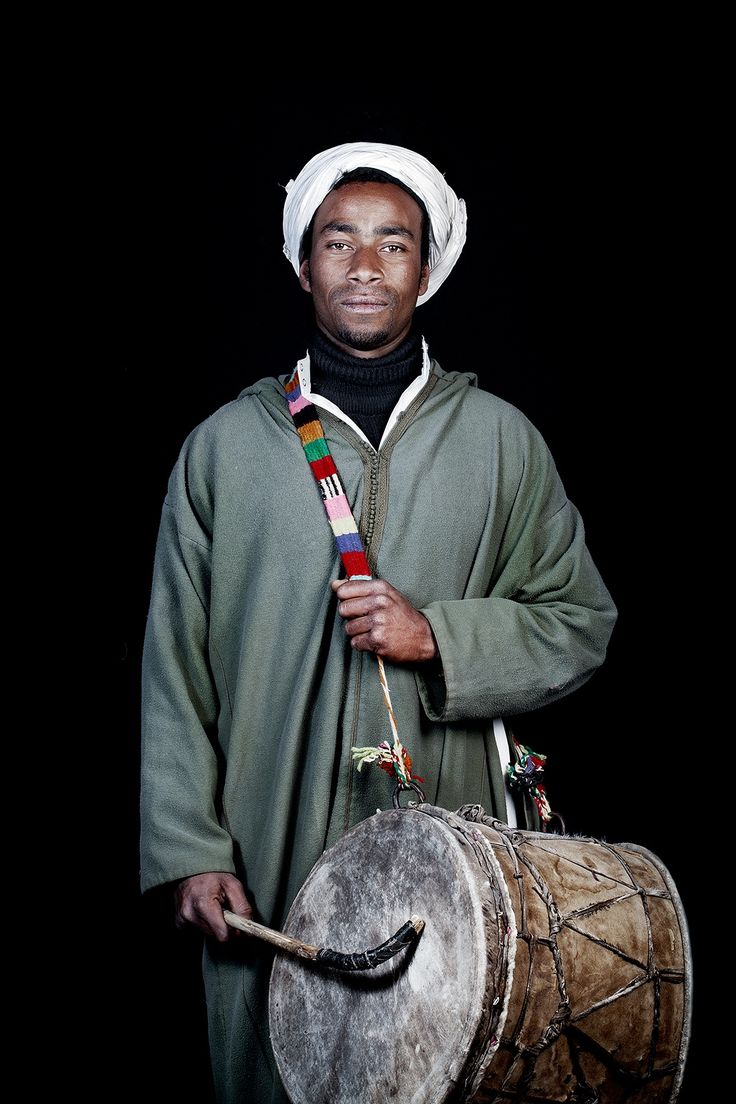 The Moroccans by artist French-Moroccan artist Leila Alaoui
