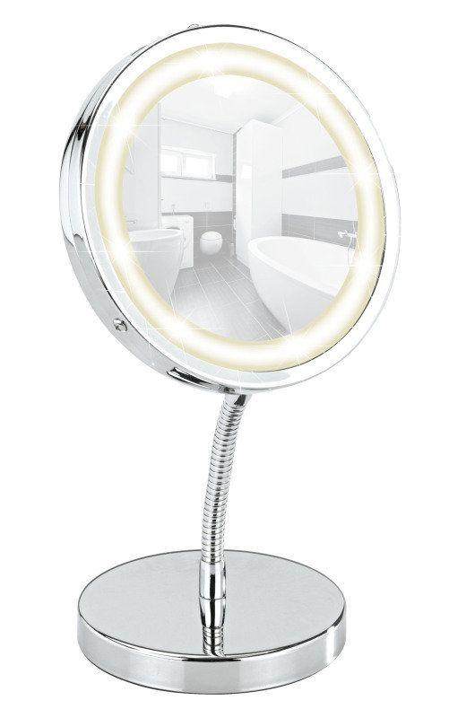 Roller Badspiegel.Wenko Led Kosmetikspiegel Brolo Chrom Glas In 2019 T Bath