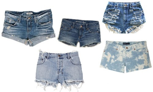 #I love making my own shorts out of pants ive out grown. No way in a million years would I buy jean shorts.  Jeans Shorts #2dayslook #JeansShorts #sunayildirim  www.2dayslook.com